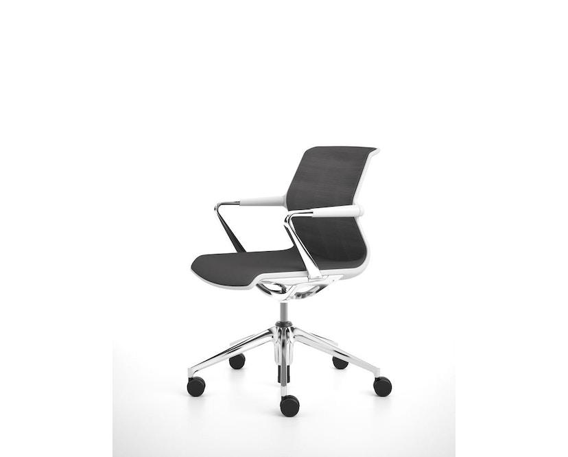Vitra - Unix Chair met vijfsterren-frame - 4