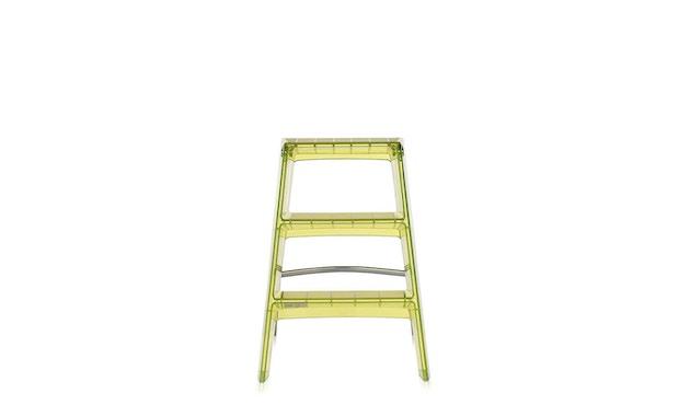 Kartell - Upper trapladder - citroengeel - 3