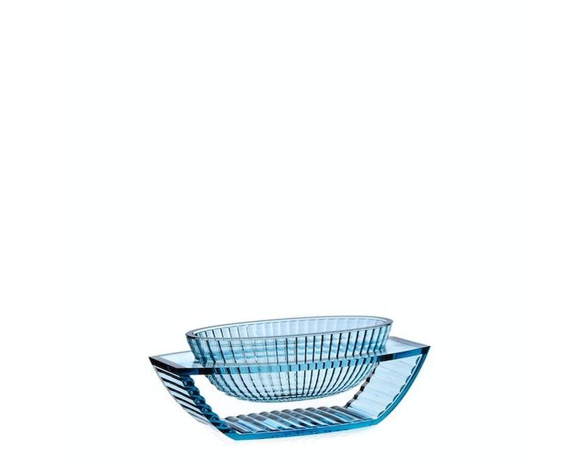 Kartell - Ushine - blau - transparent - 2