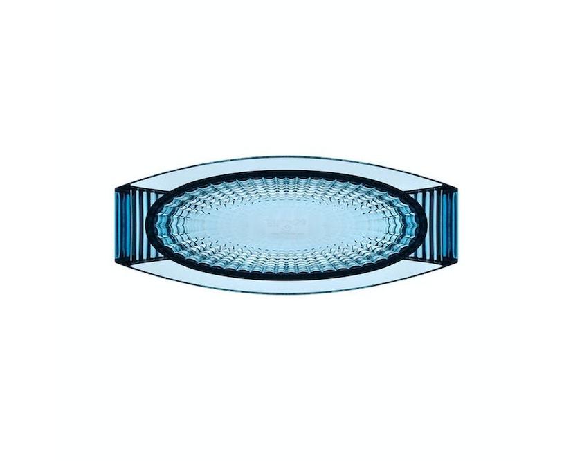 Kartell - Ushine - blau - transparent - 3