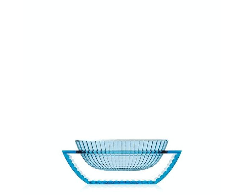 Kartell - Ushine - blau - transparent - 1