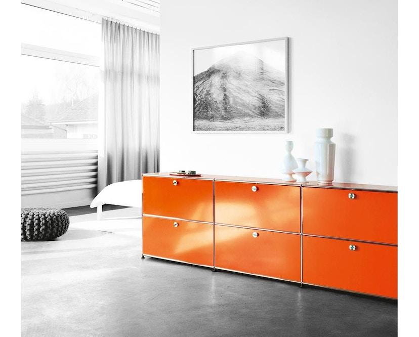 Sideboard L avec abattants et tiroirs