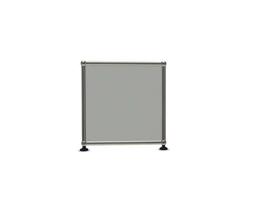 USM Haller - Board 2 x 1 element - Open - 29 lichtgrijs - 3