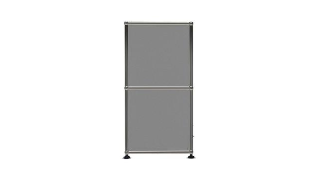 USM Haller - Board 2 x 2 elementen - Open - Open - 35 matzilver - 3