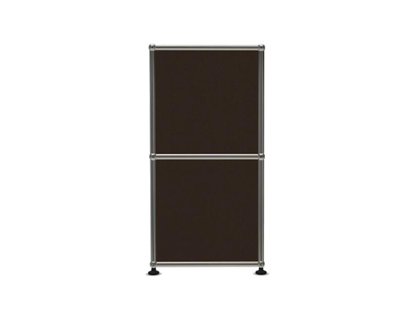 USM Haller - Board 3 x 2 elementen - Open - Open - 22 bruin - 3