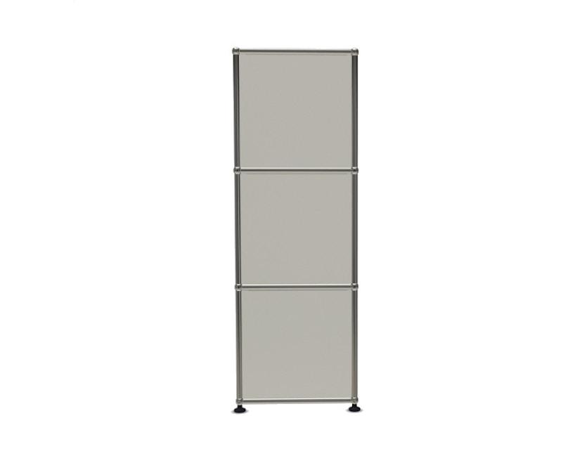 USM Haller - Board 3 x 3 elementen - Open - Open - Open - 24 zuiverwit - 3