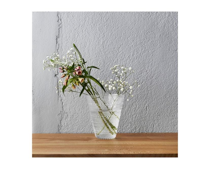 Iittala - Kastehelmi Vase - klar - 2