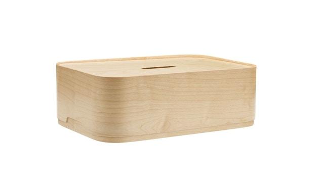 Iittala - Vakka Aufbewahrungsbox,45x15x30cm - braun - 1