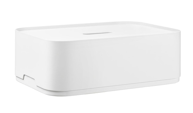 Iittala - Vakka Aufbewahrungsbox, 45x15x30cm - weiß - 1
