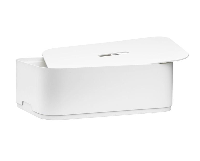Iittala - Vakka Aufbewahrungsbox weiß - 2