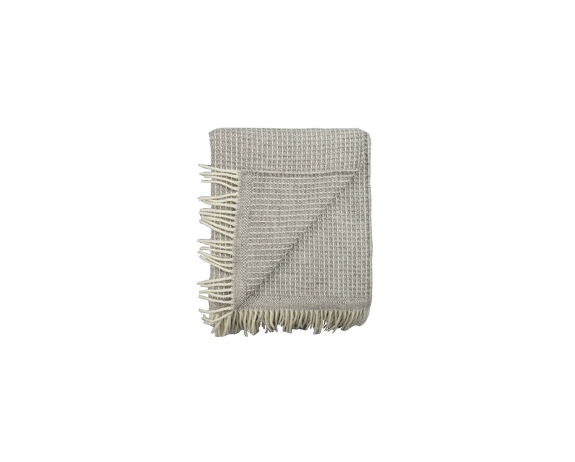 Roros Tweed - Vega Decke - grey - 1