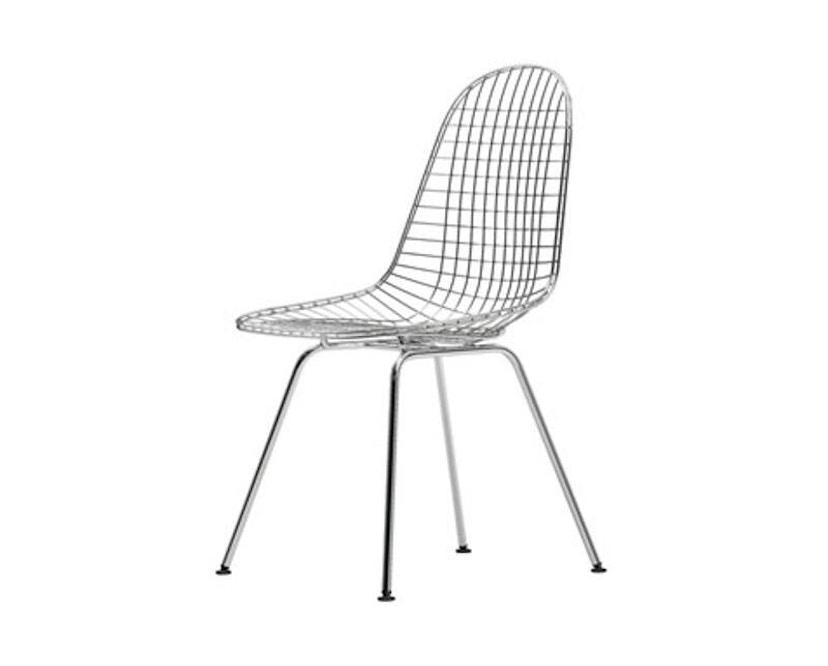 Vitra - Wire Chair DKX -verchromt - Sitzhöhe 43 cm - 1