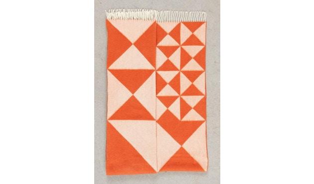 Verpan - Mirror Tagesdecke - oranje - 2