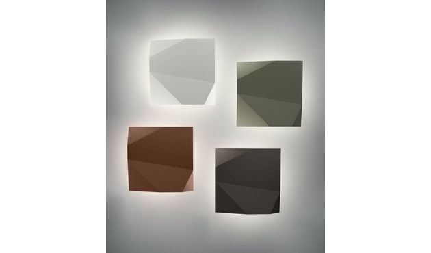 Vibia - Origami Wandleuchte - 4500 - braun - 5