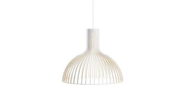 Secto - Suspension Victo 4250 - blanc - 0