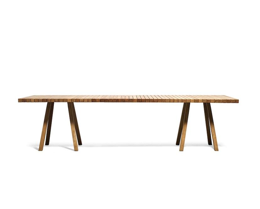 Tribù - Vis á Vis tafel - 99 x 99 cm - 1