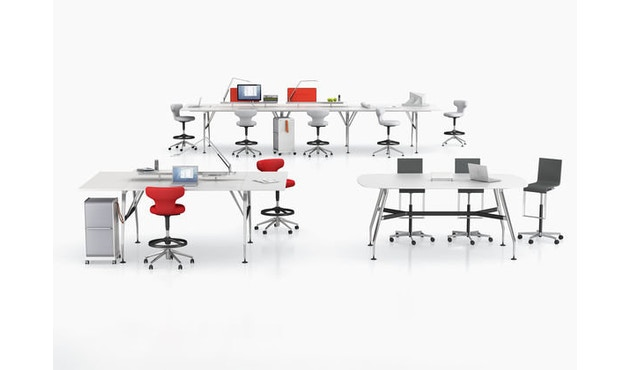 Vitra - Ad Hoc High Meeting Table - 5