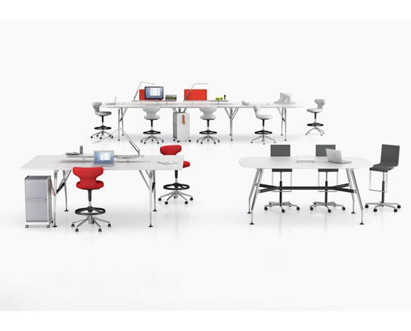 Vitra - Ad Hoc High Meeting Table - 5