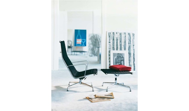 Vitra - Aluminium Chair - EA 125 - Hocker - 6