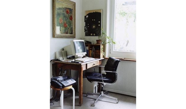 Vitra - Aluminium Chair - Soft Pad - EA 208 - 4