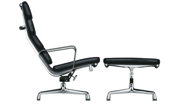 Vitra - Aluminium Chair - Soft Pad - EA 223 - Hocker - 3