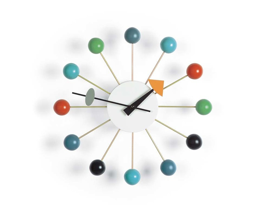 Vitra - Ball Clock - multicolor - 0