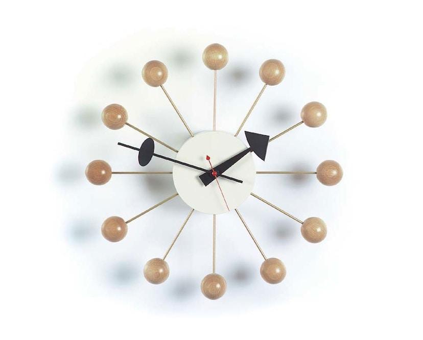 Vitra - Ball Clock - natur - 0
