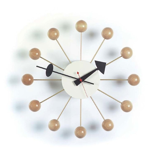Vitra - Ball Clock - 1