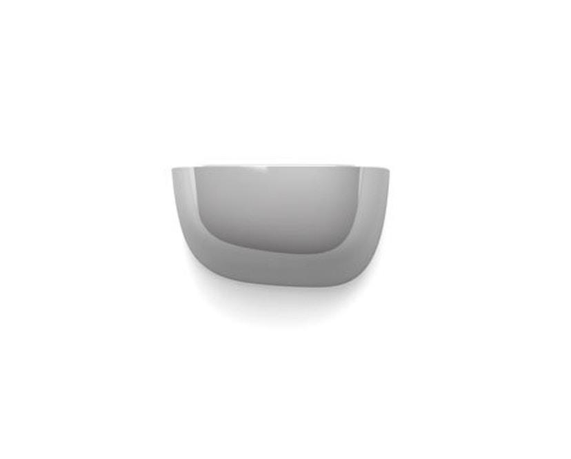 Vitra - Corniches wandplank - wit - klein 21,0 x 14,4 x 11,6 cm - 1