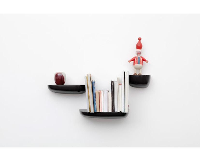 Vitra - Corniches wandplank - wit - klein 21,0 x 14,4 x 11,6 cm - 8