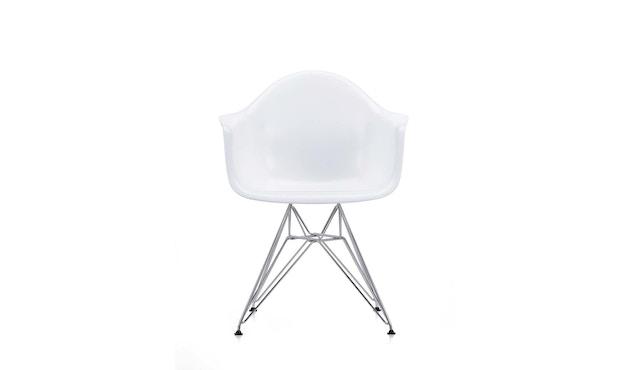 Vitra - DAR Eames Plastic Armchair - weiß - 3
