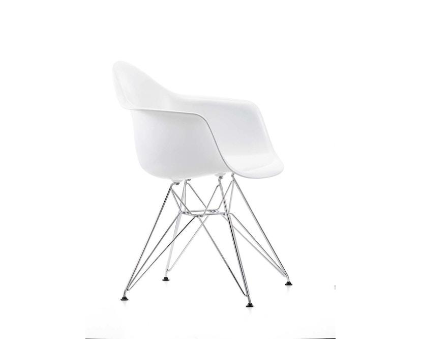 Vitra - DAR Eames Plastic Armchair - weiß - 4
