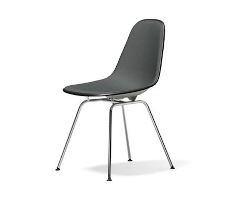Vitra - DSX mit Vollpolster - weiß - Sitzhöhe 46 cm - 1