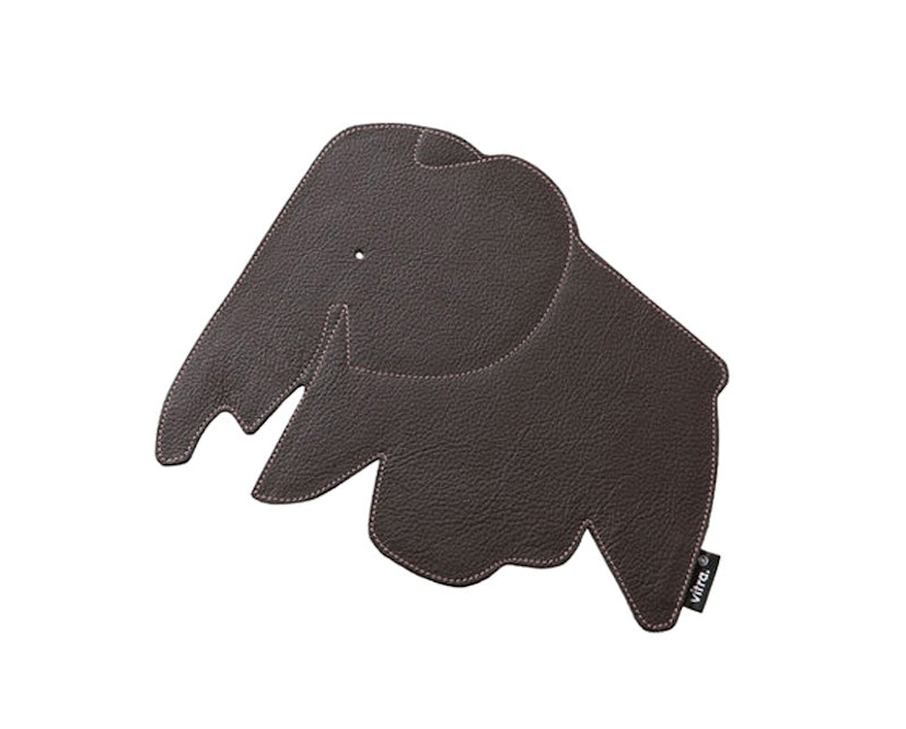 Vitra - Elephant Mouse Pad - chocolate - 1