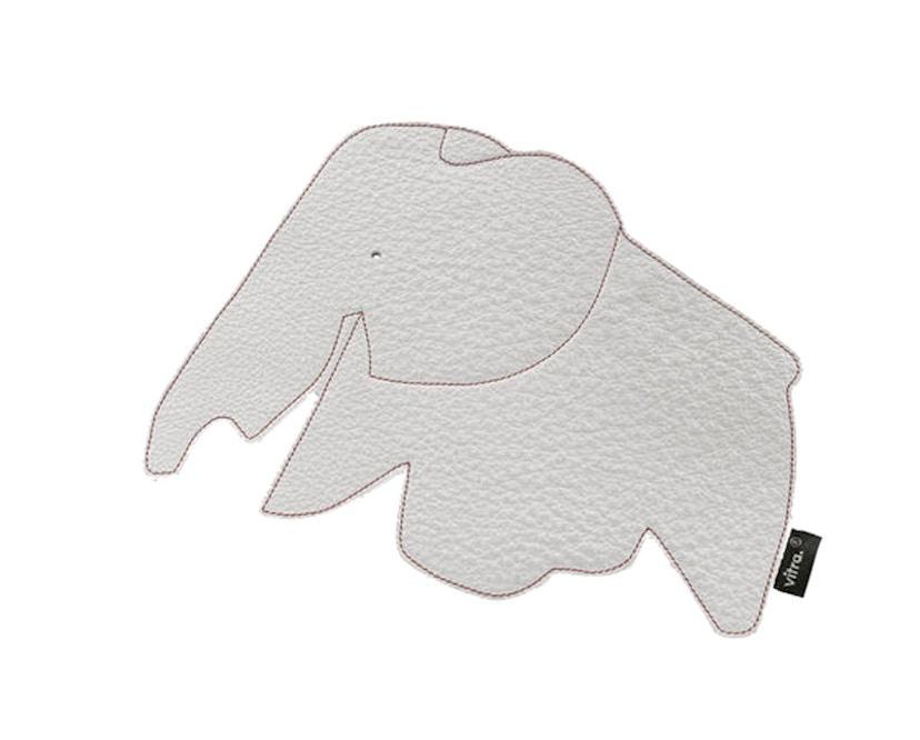 Vitra - Elephant Mouse Pad - weiß - 1
