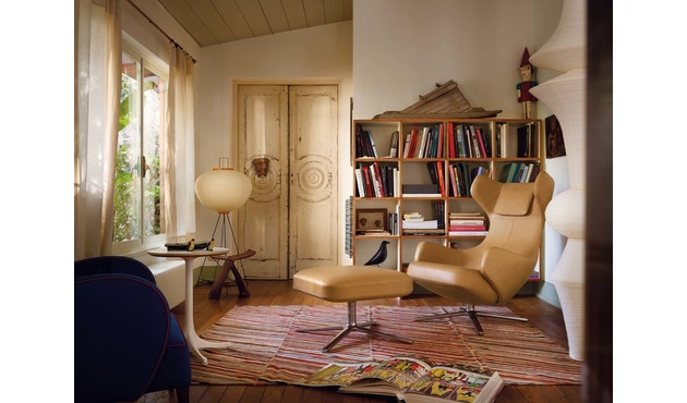 Vitra - Grand Repos Fauteuil & Ottomaanse Heruitgave - 6