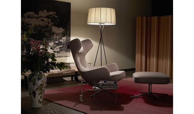 Vitra - Grand Repos Fauteuil & Ottomaanse Heruitgave - 7