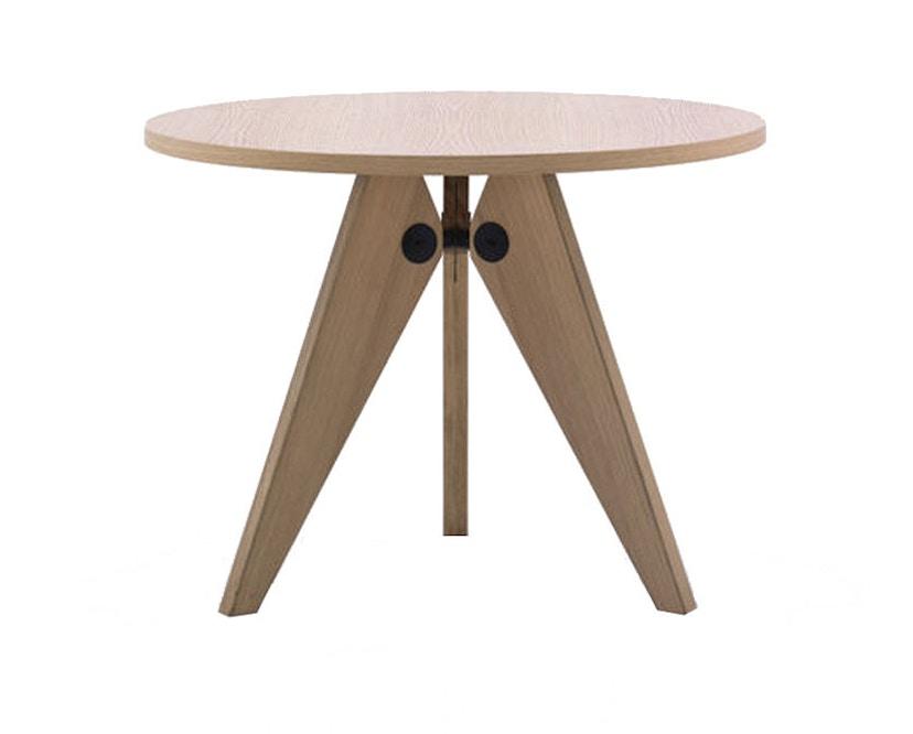 Vitra - Guéridon Tisch - Eiche natur - 1