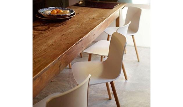 Vitra - Hal Ply Wood Stuhl - 3