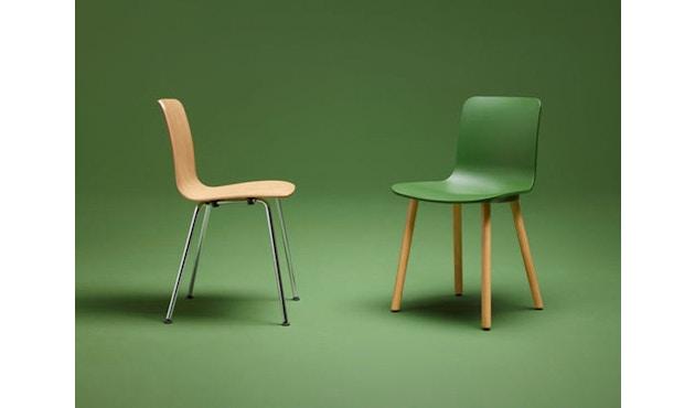 Vitra - Hal Ply Wood Stuhl - 8