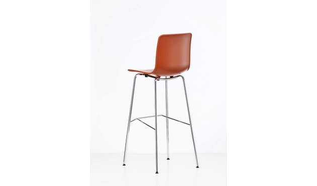 Vitra - Hal Stool high - wit - 3