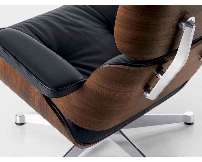 Vitra - Lounge Chair & Ottoman - 2