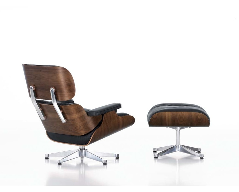 Vitra - Lounge Chair & Ottoman - 3