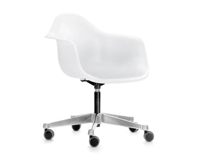 Vitra - Eames Plastic Armchair PACC - weiß - 1