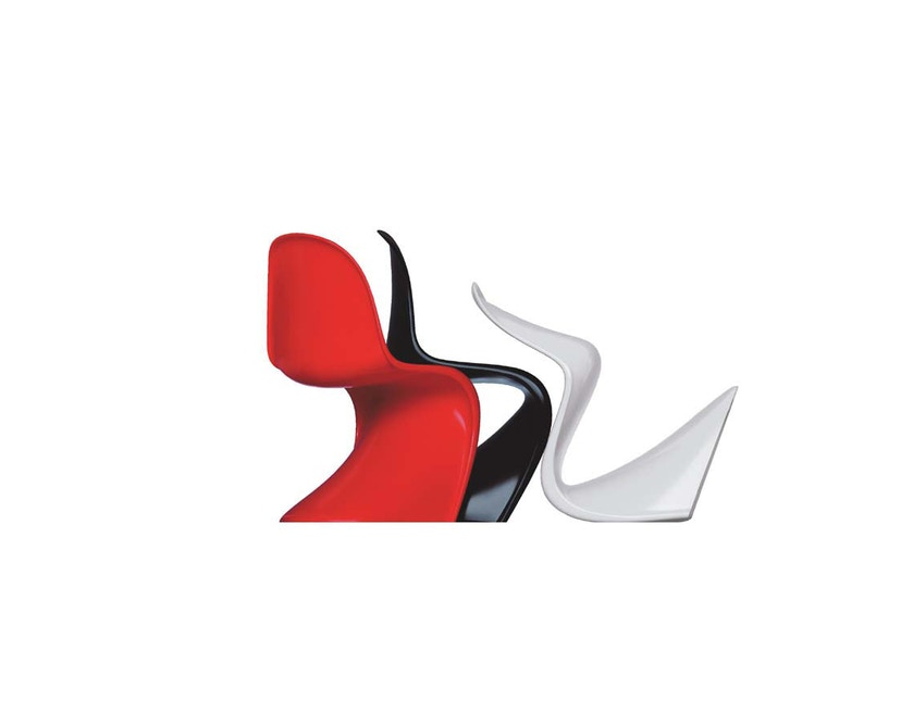 Vitra - Panton Chair Classic - schwarz - 3