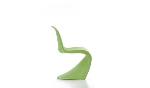 Vitra - Panton Chair Junior - dark lime - 1