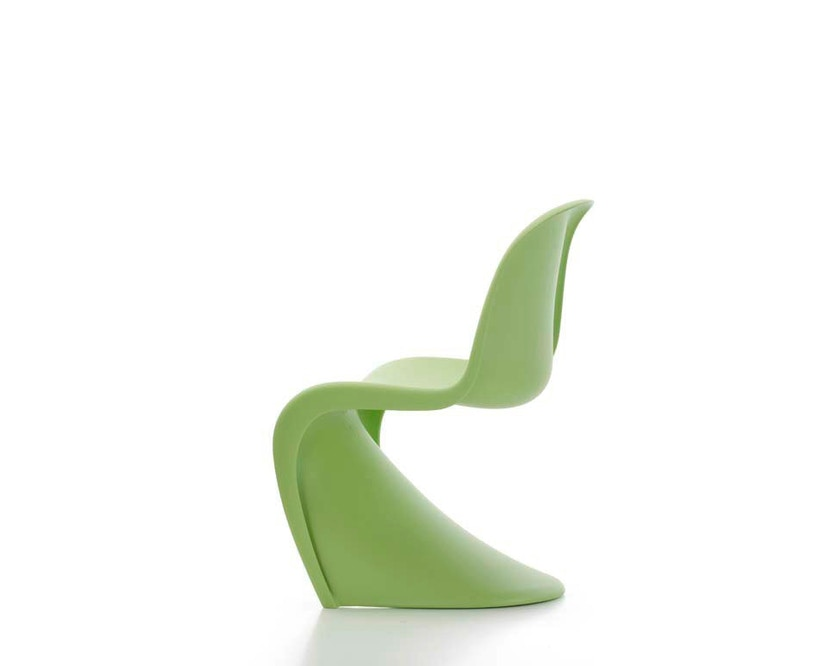 Vitra - Panton Chair Junior - dark lime - 3
