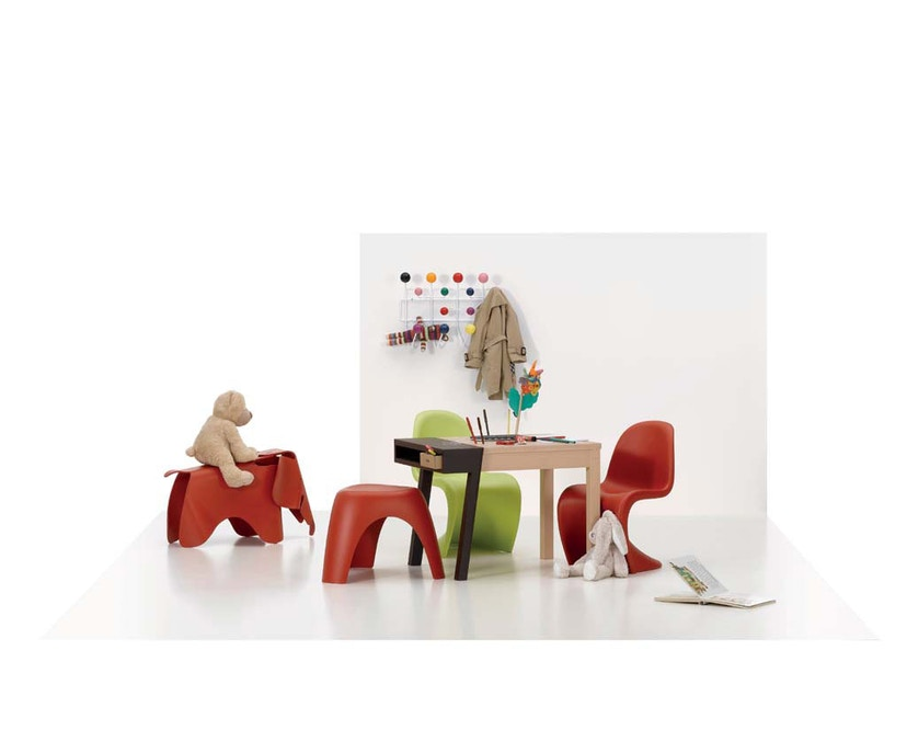 Vitra - Panton Chair Junior - dark lime - 7