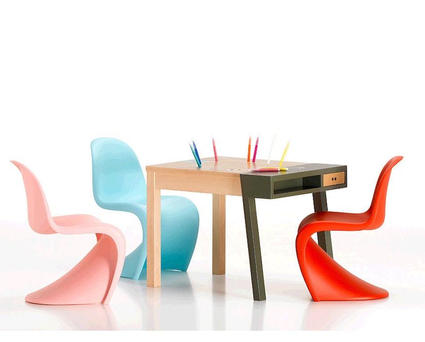 Vitra - Panton Chair Junior - rot - 10