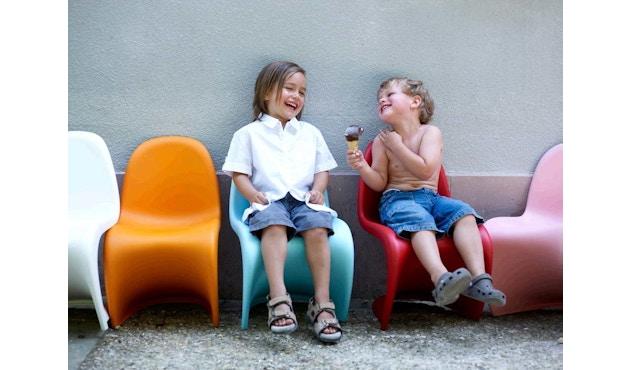 Vitra - Panton Chair Junior - rot - 11